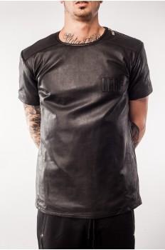 T Shirt Cuir - NATE