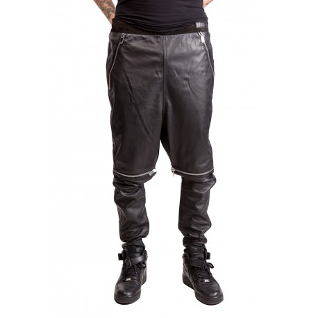 Pants Sarouel Zip - HULK