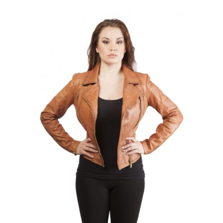 Jacket Women KIKI CAMEL