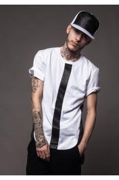 Tshirt - LEON WHITE