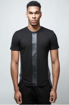 Tshirt - LEON BLACK