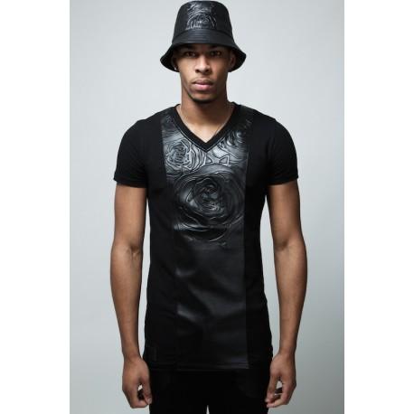 Tshirt - LUIS BLACK