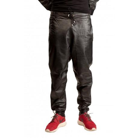 Pants Leather - Mamba